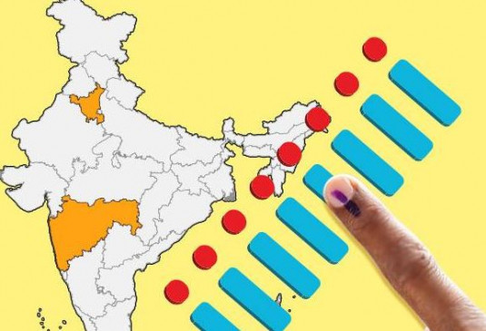 Haryana assembly election result 2019 live vote counting updates by polls result
