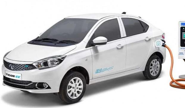 Tata Tigor EV launched in India, will run 213 km on single charge