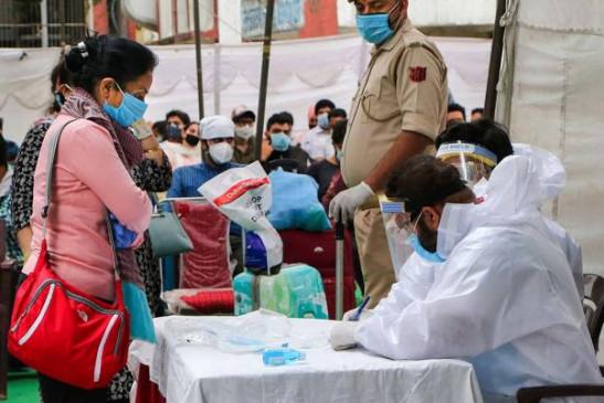 Coronavirus in India Live Update COVID19 total positive cases deaths in india Corona in delhi Mumbai