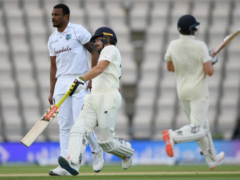 England vs West Indies Live Score, 1st Test, day 4