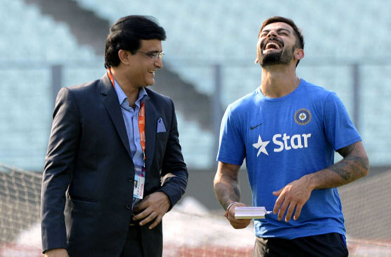 Irfan Pathan explains why Virat Kohli is 'very similar to Sourav Ganguly'