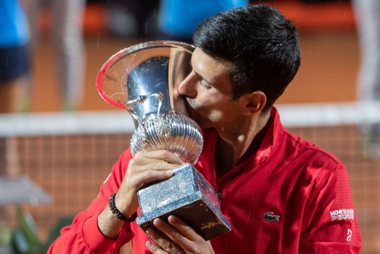 Italian Open 2020: Novak Djokovic became the Italian Open champion for the 5th time, won the record ATP Masters title